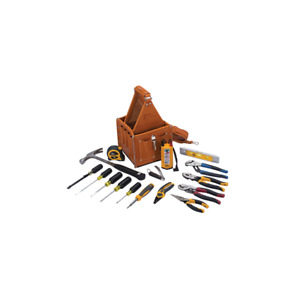 Ideal 35-809 Master Electrician's Kit, 17-Piece