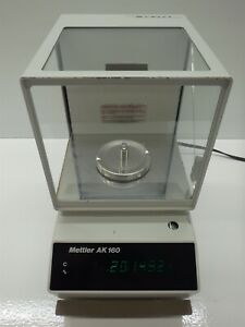 Mettler AK 160 Analytical Balance Scale