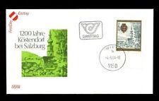 Austria 1984 Kostendorf FDC #C3346