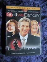 Shall We Dance? (DVD, 2005, Widescreen)