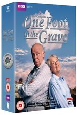 One Foot in the Grave: Complete Series 1-6 (Box Set) [DVD]
