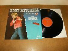 EDDY MITCHELL : PROGRAMME PLUS - LP FRANCE 1975 - IMPACT 825 083 1
