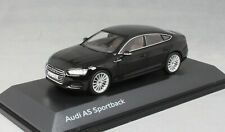 iScale Audi A5 Sportback in Mythos Black 5011605033 1/43 NEW