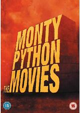 MONTY PYTHON : THE MOVIES (3 FILM DISC SET) -  BRAND NEW AND SEALED DVD