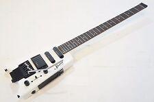 Spirit By STEINBERGER GT-PRO Standard Headless Guitar WHITE
