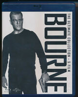 EBOND Bourne The Ultimate Collection BLU-RAY D324006