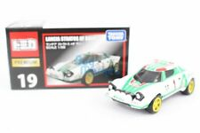 Tomica Premium No19 LANCIA STRATOS HF Rally 2016 Scale 1/58 Takaratomy