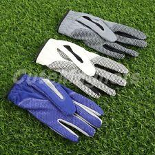 Microfiber Men Golf Glove Left Hand Glove Anti Skid Indoor Outdoor Sports