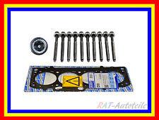 AJUSA Zylinderkopfdichtung+Zylinderkopfschrauber SEAT CORDOBA (6K1, 6K2) 1.6 i