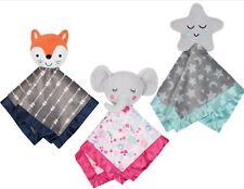 Parents Choice Blanket Buddy Choose Pattern Elephant, Star, Fox