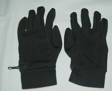 Armadillo Mens Black Gloves M L Cloth Sports Hunting Shooting