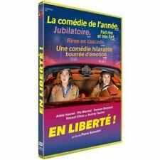 "DVD ""EN LIBERTE !"" Adele Haenel, Pio Marmai, Audrey Tautou  NEUF SOUS BLISTER"