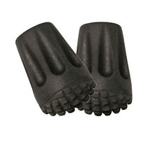 Black Diamond Trekking Hiking Pole Rubber Tips / Feet / End Caps / Protectors