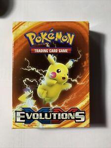 Open Pokemon - XY Evolutions Theme Deck - Pikachu Power
