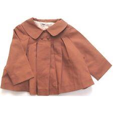 Chloe Girls 3/4 Sleeve Short Coat