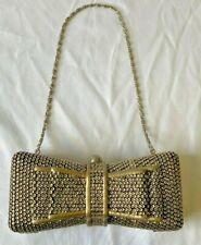 Accessorize Gold Sequin Clutch Bag - (EPP/GA0046)