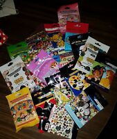 Disney Pins AUTHENTIC Random Mystery Packs 50 pins 10 PACKS SEALED L@@K