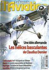 FANA DE L'AVIATION N°505 HELICES BASCULANTES / F-102 / BRISTOL