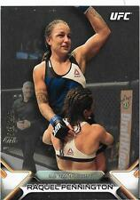 2016 TOPPS UFC KNOCKOUT RAQUEL PENNINGTON 153/227