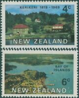 New Zealand 1969 SG903-904 Views set MNH
