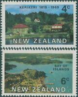 New Zealand 1969 SG903-904 Views set MNH