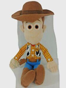 "Kohl's Kohls Cares for Kids Disney Toy Story 4 Woody Cowboy Plush 15"" Tall"