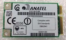 HP Pavilion DV7-1020ea wireless card 512AN_MMW intel wifi link 5100 480985
