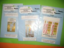 F-102 / F-106 LADDERS by P&P 1/72