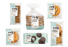 Gluten free Dutch Caramel waffle/stroopwafel, spiced biscuits, apple cake etc