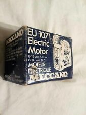 Meccano Brand New !! Motor EU 1071 - Made by Marklin for Meccano in 1977.