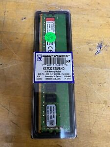 Kingston KSM32ES8/8HD DDR4-3200 DIMM 8GB/1G x 72 ECC CL22 Server Premier Memory