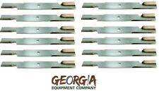 """12 USA MADE BLADES 52"""" SCAG OR GRAVELY 18"""" X 5/8"""" 482878 482462 481707 48108"""