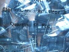 ECA1VHG222 2200uF 35V 20% (16 X 25mm) Aluminum Capacitors x 50 pieces