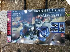 Transformers Titans Return Fortress Maximus NEW, SEALED 2FT TALL USA RELEASE lot