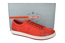 New Authentic PRADA Mens Shoes Sz US9.5 EU42.5 UK8.5
