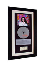 BJORK Post CLASSIC CD Album GALLERY QUALITY FRAMED+EXPRESS GLOBAL SHIPPING
