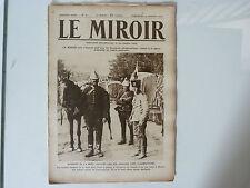 REVUE LE MIROIR N° 51 / DIMANCHE 15 NOVEMBRE 1914