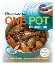 Weight Watchers One Pot Cookbook by Weight Watchers International, Inc. Staff
