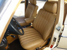 Mercedes Benz seat covers w123 200,200d,220d,230,240d,250,280,280e,300d,300td