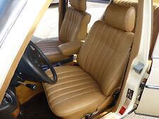 Mercedes Benz seat covers w123 200,200d,220d,230,240d,250,280,280e,300d,300td