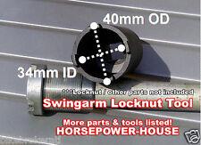 34mm SPECIAL SOCKET TOOL TO REMOVE HONDA CRUISER TOURER ATV QUAD SWING ARM NUT