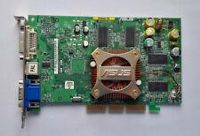 Asus V9560 nVidia GeForce FX5600 256MB AGP VGA Card  - Test OK!