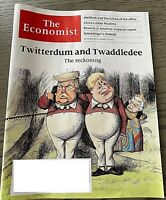 THE ECONOMIST MAG SEPTEMBER 28-OCTOBER 4 2019-TWITTERDUM AND TADDLEDEE