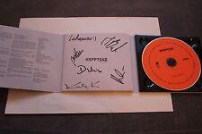 Happysad - Ciało Obce  CD z autografem POLISH RELEASE