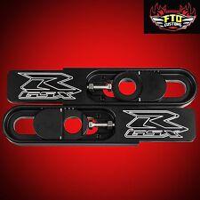 GSXR 750 Swingarm Extension, GSXR 750 Frame Extensions For 2000 Suzuki GSXR 750