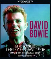 DAVID BOWIE / LIVE OUTSIDE Blu-ray Collectors Edition 2BD F/S