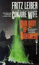 Conjure Wife/Our Lady of Darkness (Tor Doubles) by Leiber, Fritz