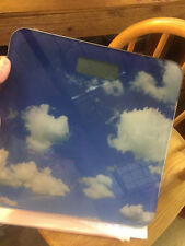 Weighing Scale FOR YOUR BATHROOM (LOOKS LIKE CLOUDS !)---NEW