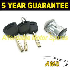 Zündschalter Schloss & 3 Schlüssel für Ford Fiesta Focus Ka Mondeo
