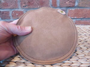 """JEWELLERS FINEST QUALITY FIRM  LEATHER SANDBAG 6"""" (15CM) FILLED WITH SAND"""